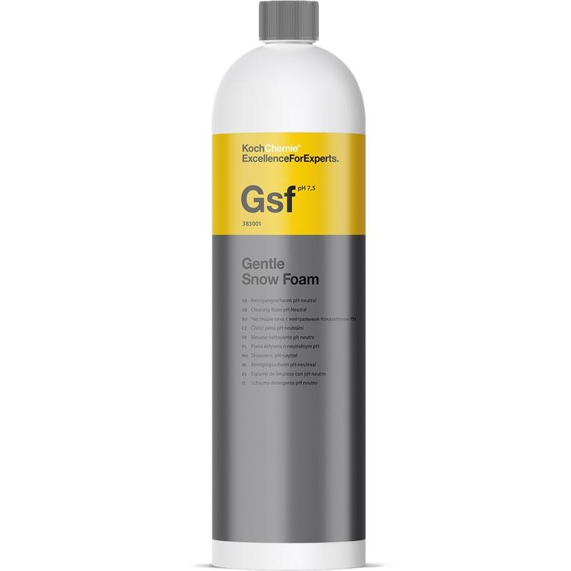 Aktivní pěna Koch Gentle Snow Foam 1 l pH neutrální
