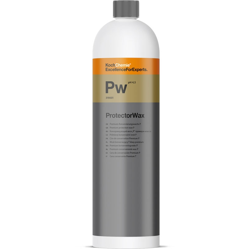 Vosk s nano konzervací Koch Protector Wax 1 l