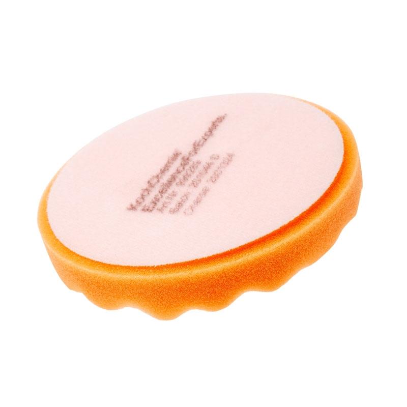 Antihologramní kotouč oranžový vroubkový Koch 135x25 mm 999289
