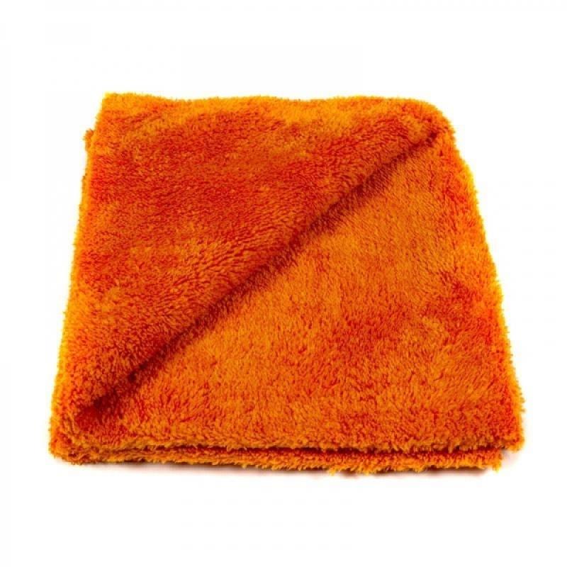Mikrovláknová utěrka bezešvá oranžová Lemmen 5060C021