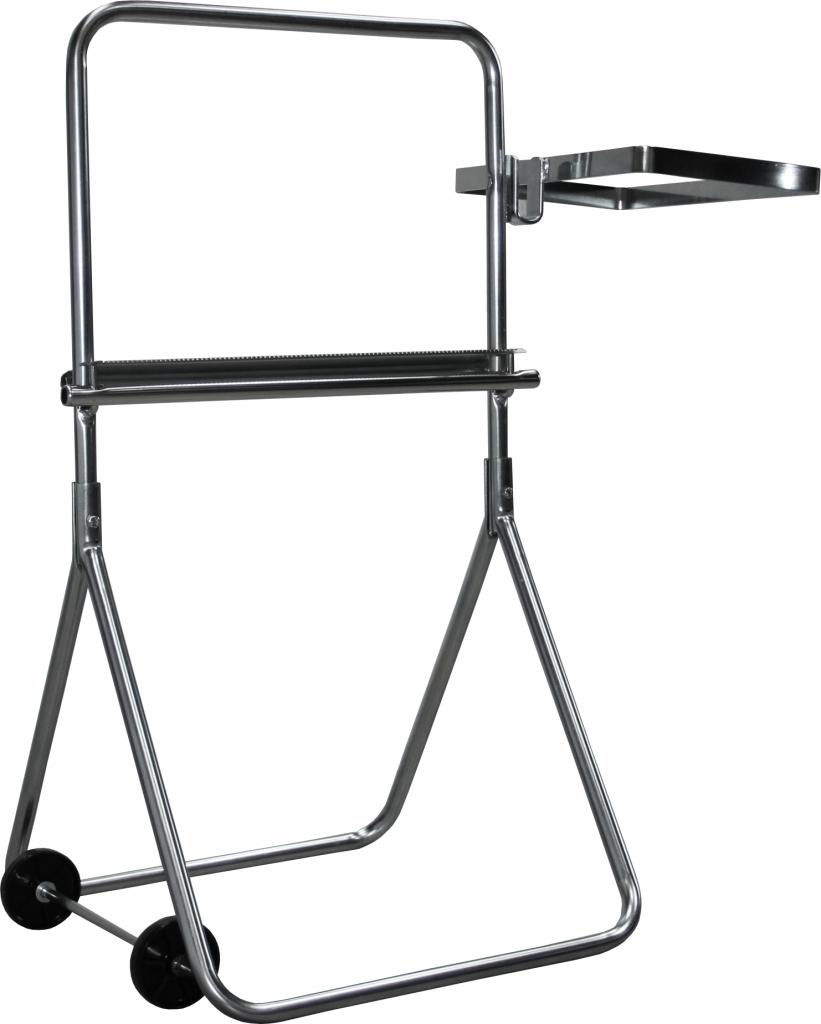VÝPRODEJ - Stojan na podlahu s držákem na igelitový pytel 0974, šíře 40 cm