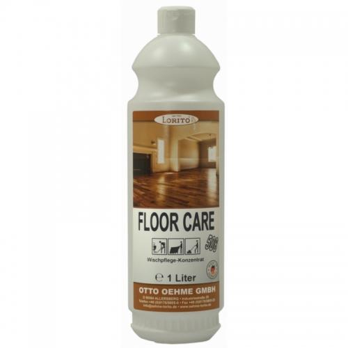 FLOOR CARE - čistící prostředek k ošetření podlah 1 l