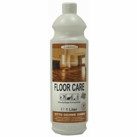 floor care osetreni podlah